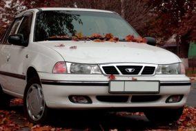 1995-1998 Daewoo Nexia 1.5i