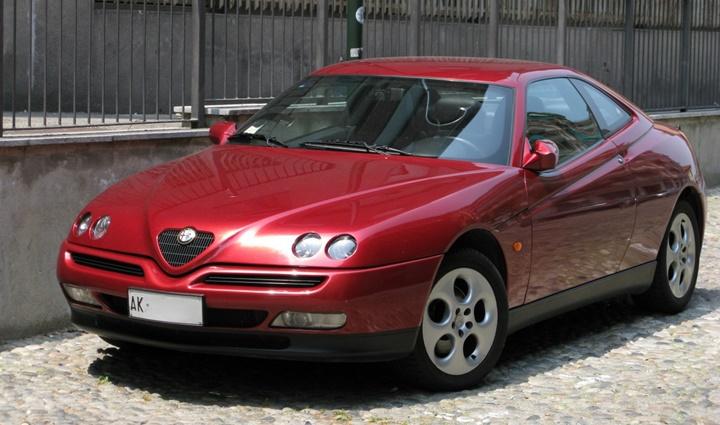1995-2000 Alfa Romeo GTV 2.0i TB