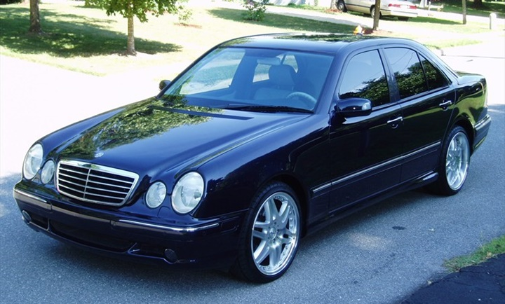 1997-2001 Mercedes-Benz E 200 Kompressor