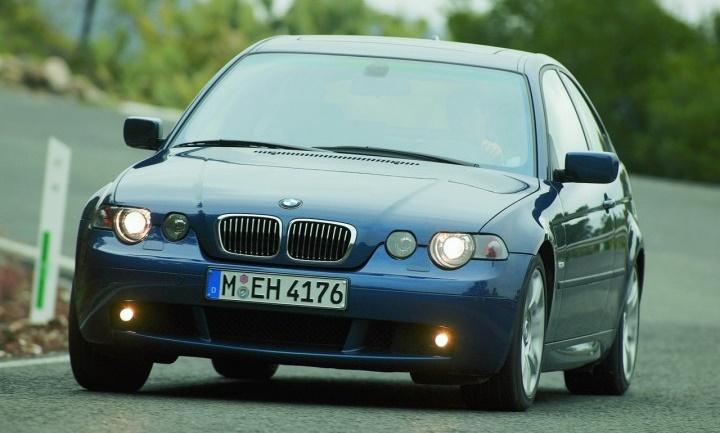 2001-2005 BMW Compact (E46)