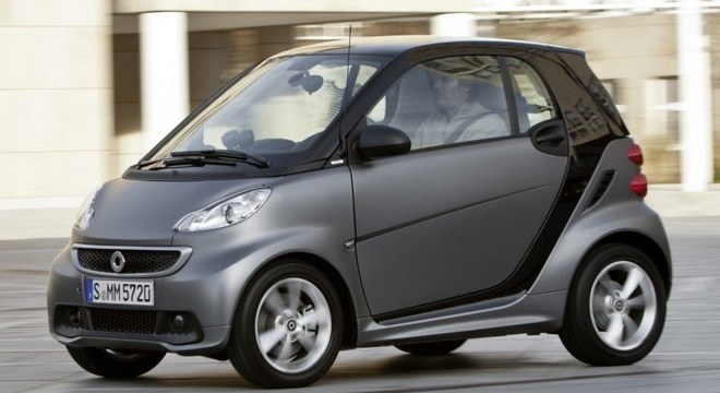 2009-2014 Smart Fortwo 1.0 Brabus