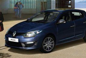 2014-2015 Renault Megane 1.5 dCi GT Line