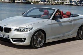 2017 BMW 2.18i Cabrio