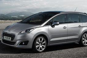 2017 Peugeot 5008 1.6 BlueHDi AT