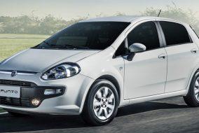 2017 Fiat Punto