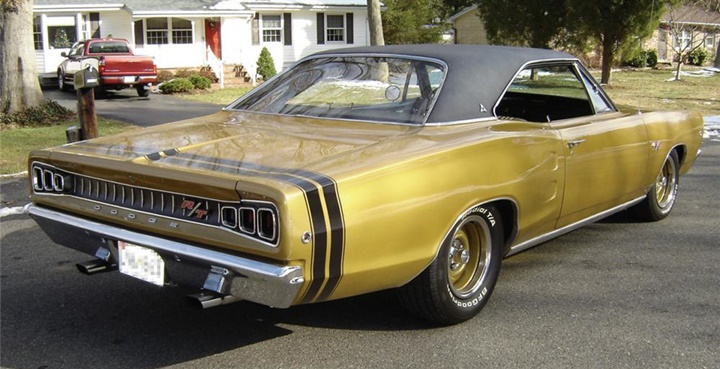 1968 Dodge Coronet R/T Hardtop Coupe