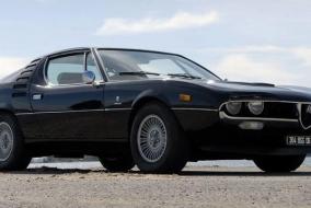 1970-1975 Alfa Romeo Montreal 2.6