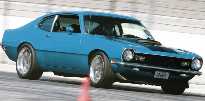 1972 Ford Maverick 302