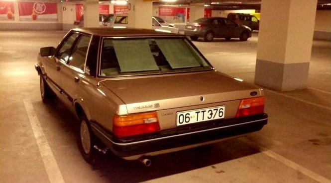 1988-1990 Ford Taunus 1.6 S