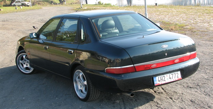 1994-1997 Ford Scorpio 2.0i