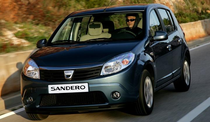 2008-2011 Dacia Sandero