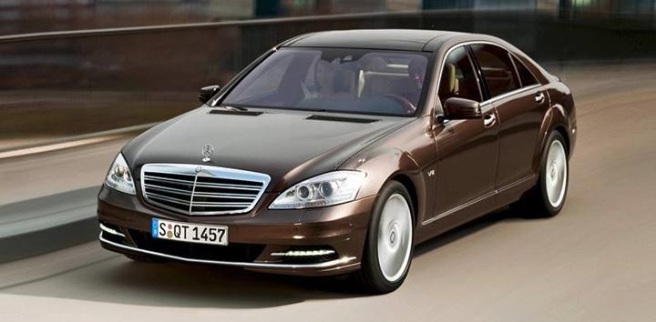 2009-2013 Mercedes-Benz S 600 L