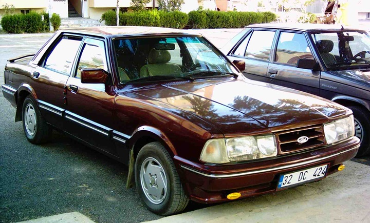1990-1993 Ford Taunus 2.0 GTS