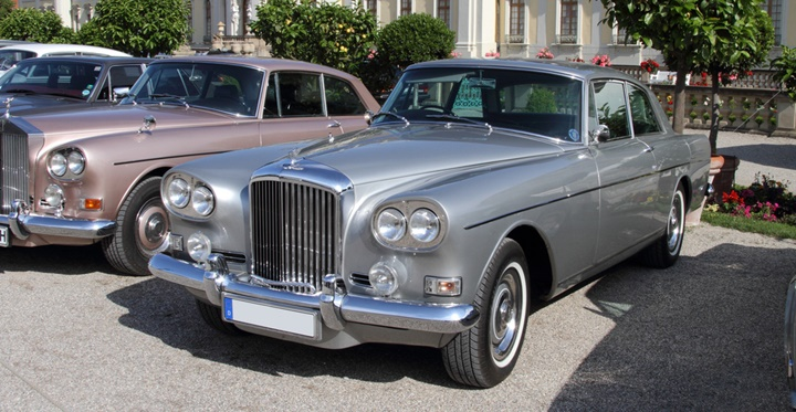 1962-1965 Bentley S3 Continental Mulliner-Park Saloon