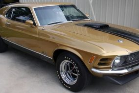 1970 Ford Mustang Mach 1 428 Cobra Jet