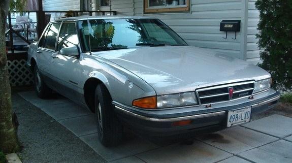 1987-1988 Pontiac Bonneville