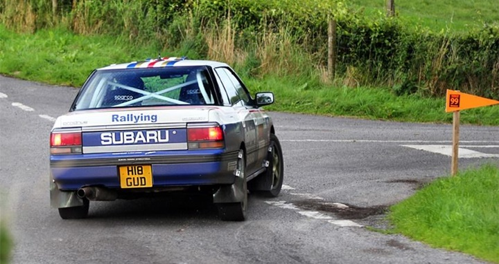1989-1994 Subaru Legacy 2200