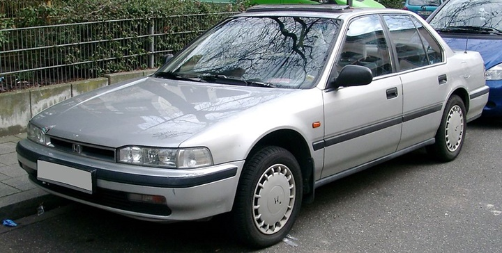 1990-1993 Honda Accord 2.0i