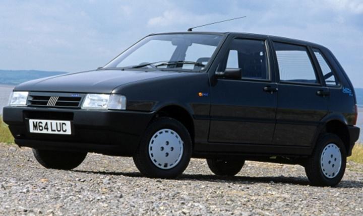 1995-2002 Fiat Uno 1.4i