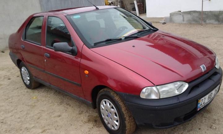 1999-2002 Fiat Siena
