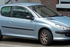 1999-2005 Peugeot 206 GTi