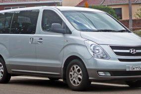2008-2011 Hyundai H-1 Travel VGT