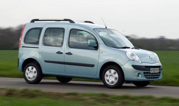 2008-2012 Renault Kangoo