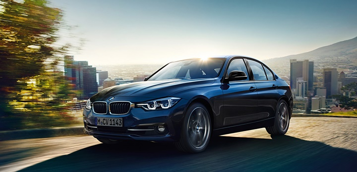 2017 BMW 3 Serisi 318i
