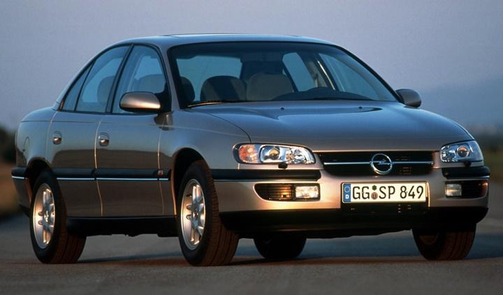 1994-1999 Opel Omega 3.0i