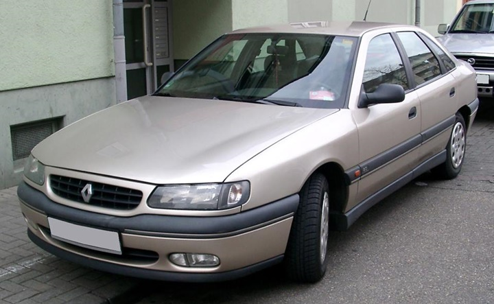 1996-2000 Renault Safrane