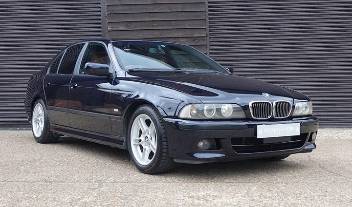 2000-2003 BMW 525i