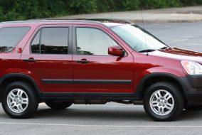 2002-2004 Honda CR-V 2.0i