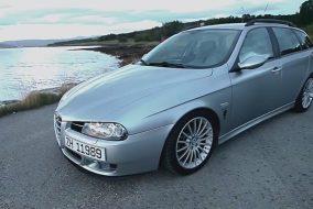 2003-2006 Alfa Romeo 156 Sportswagon 2.0i JTS