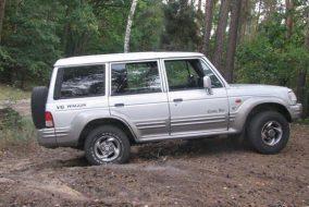 1998-2001 Hyundai Galloper 3.0i