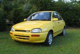 1991-1996 Mazda 121