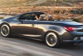 2017 Opel Cascada 1.6