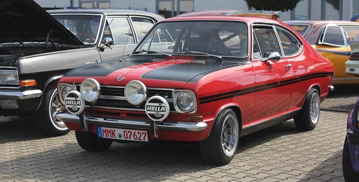 1967-1970 Opel Rallye Kadett 1900 S