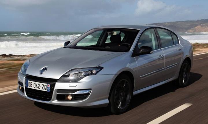 2007-2011 Renault Laguna