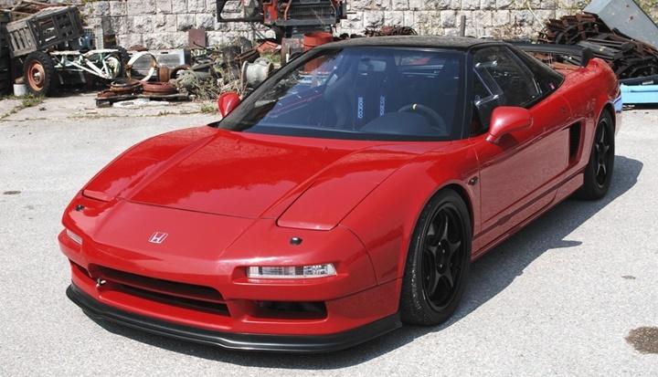 1990-2005 Honda/Acura NSX 3.0