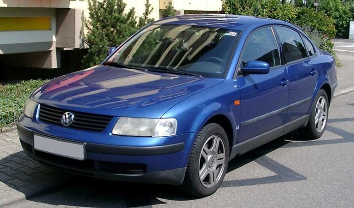 1996-2000 Volkswagen Passat 1.6i