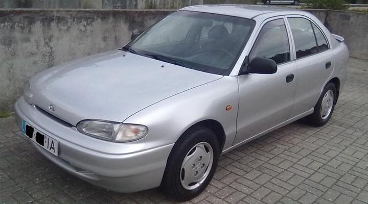 1994-2000 Hyundai Accent