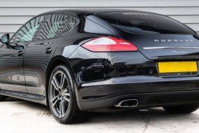 2011-2013 Porsche Panamera 3.0 D Tiptronic