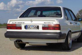 1984-1986 Audi 4000 S Quattro