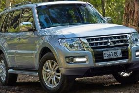 2018 Mitsubishi Pajero 3.2 DID AT