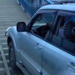 ArabaTeknikBilgi-Mitubishi-Pajero-merdiven-test