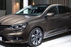 2018 Renault Megane Sedan