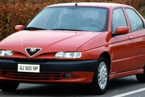 1996-2001 Alfa Romeo 146 TS 1.4i