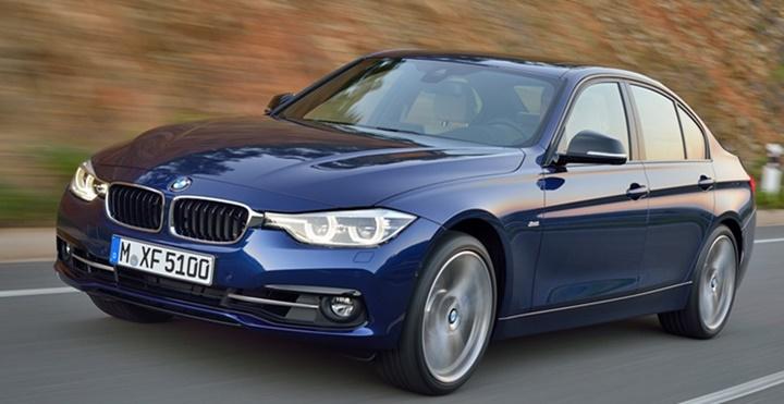 2018 BMW 3 Serisi 3.20d