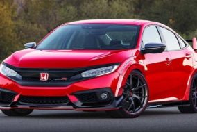2018 Honda Civic Type-R 2.0 GT