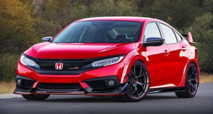 2018 Honda Civic Type-R 2.0 GT